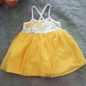 Other - Lemon dress